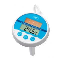 TFA Digitális medence hőmérő 30.1041