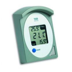TFA Digitális kijelzésű minimum-maximum hőmérő 30.1017.10 DIGITÁLIS MAXIMA