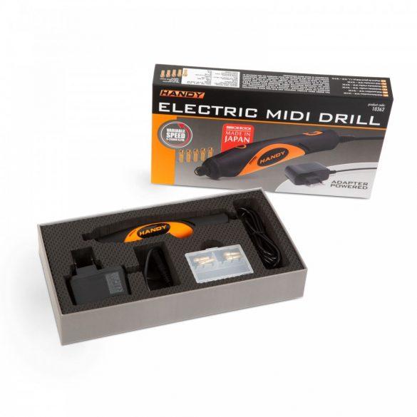HANDY DRILL Midi panelfúró Multifunkciós Csiszológép körömcsiszoló 10362