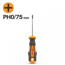 Handy csavarhúzó PH0 75mm 10522