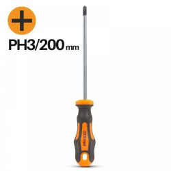 HANDY 10528 csavarhúzó PH3, 200mm csúszásmentes