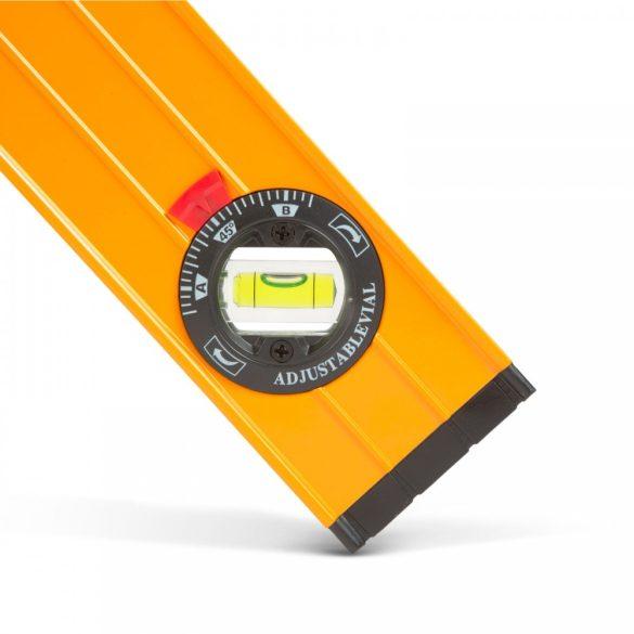 Vízmérték - forgatható libellával 400 mm 10623A