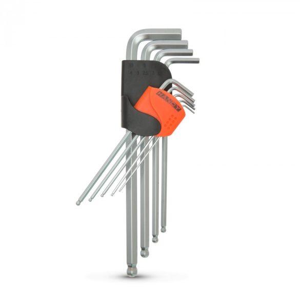 HANDY Imbuszkulcs készlet hosszú 1,5 - 10 mm 10db-os 10786XL