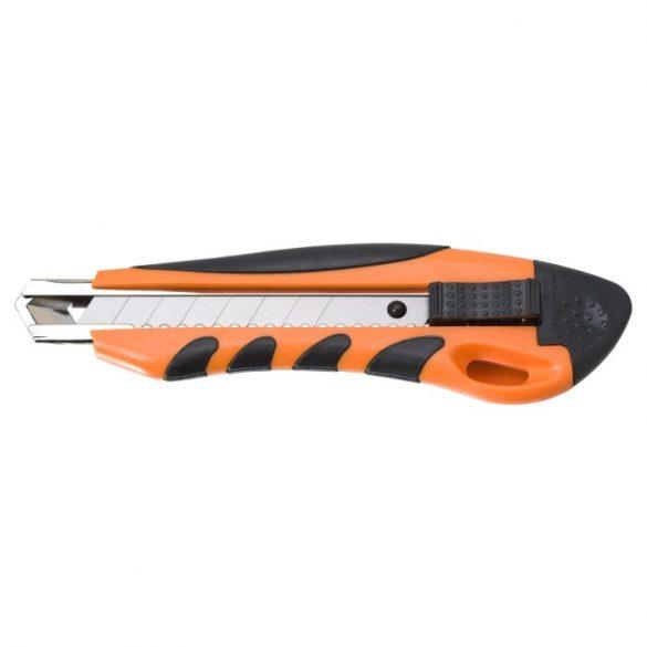Univerzális kés utántölthető 1 db 18 mm-es pengével  10814