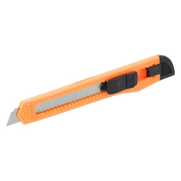 Univerzális kés utántölthető 1 db 9 mm-es pengével 10816