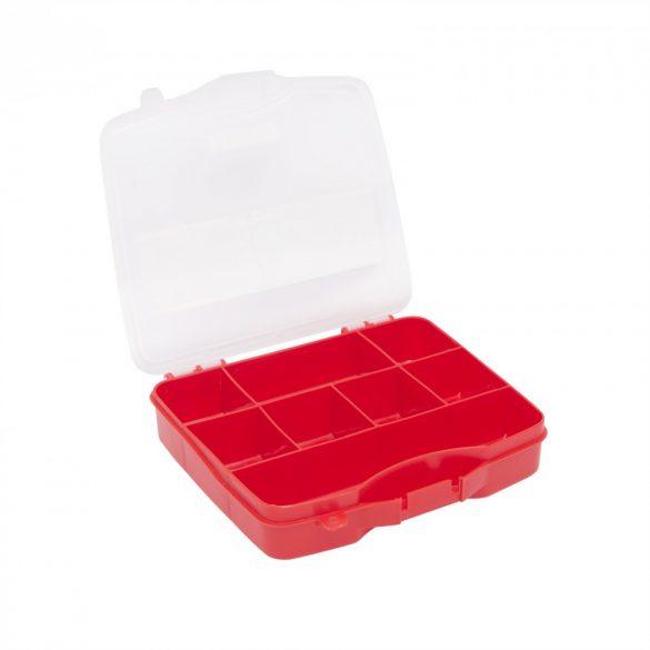 """Műanyag tárolódoboz 6.5"""" - 165 x 140 x 60 mm,10955"""