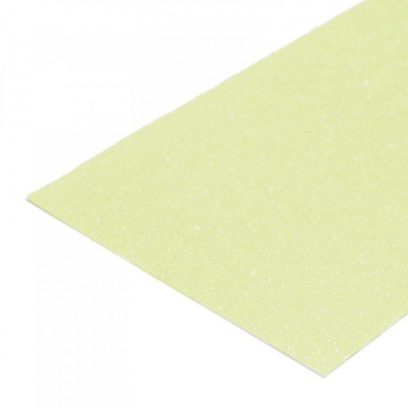 Ragasztószalag - csúszásmentes - 5 m x 25 mm - foszforeszkáló