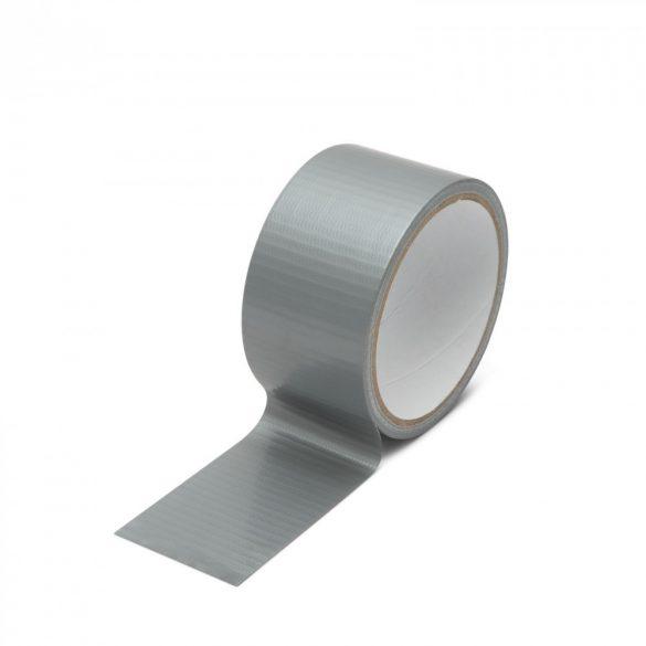 HANDY Általános ragasztószalag - textil szállal - ezüst 10 m x 48mm 11106GY