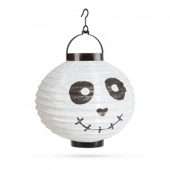 Halloween-i LED-es lampion 1 LED Szellem 2 x AAA 11399C