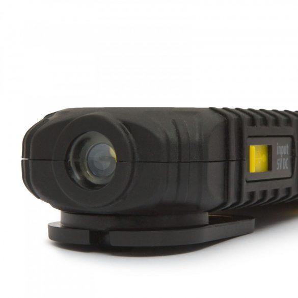 2 in 1 Steklámpa COB LED akkumulátoros 18618