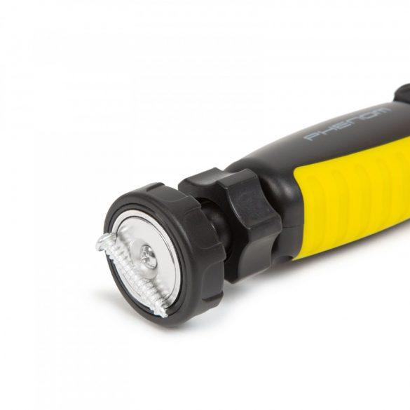 COB LED-es munkalámpa - akkumulátoros