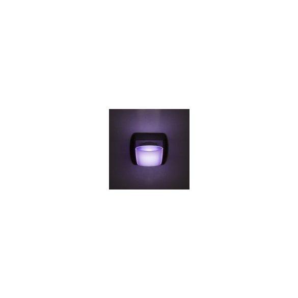 Phenom éjszakai jelzőfény érintőkapcsolóval lila, 20279VL