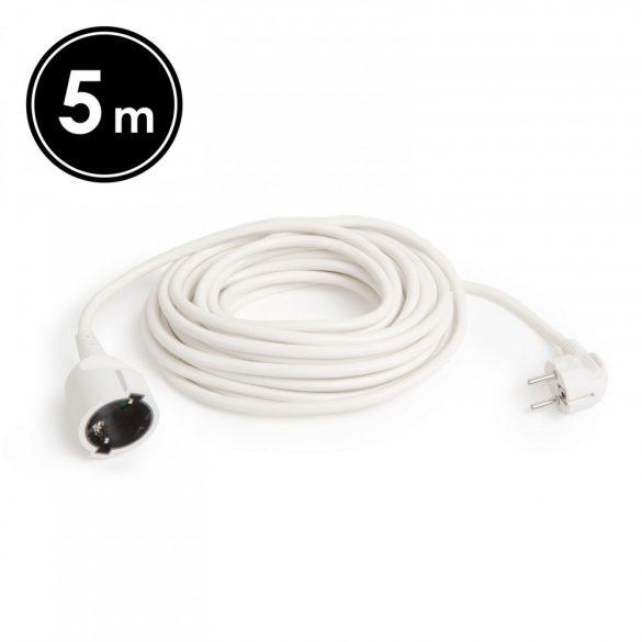 Hálózati lengő hosszabbító 3 x 1,5 mm² 5 m
