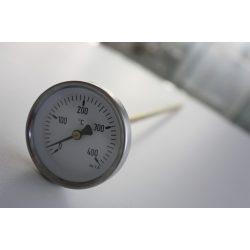 TFA Kemence hőmérő hőmérő!0+400°C