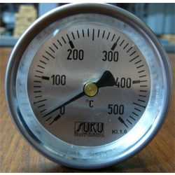 TFA Kemence hőmérő hőmérő.0+500°C