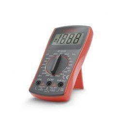 Multiméter Maxwell Digitális 25109