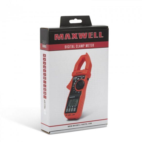 Maxwell Digitális lakatfogó 25610