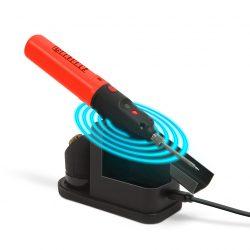 Akkumulátoros forrasztópáka állomás - vezeték nélküli töltéssel, tisztítószivaccsal 28025