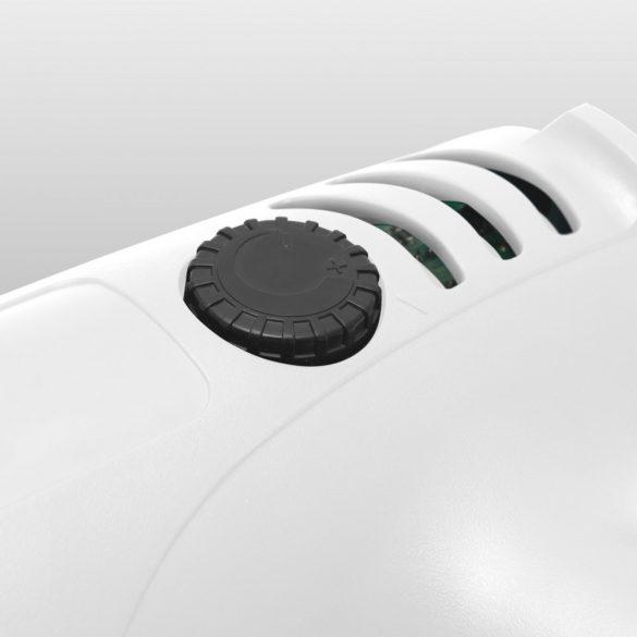 Fahrenheit Hőlégfúvó pisztoly Állítható hőmérséklet !Ajándék előtétekkel! 28401