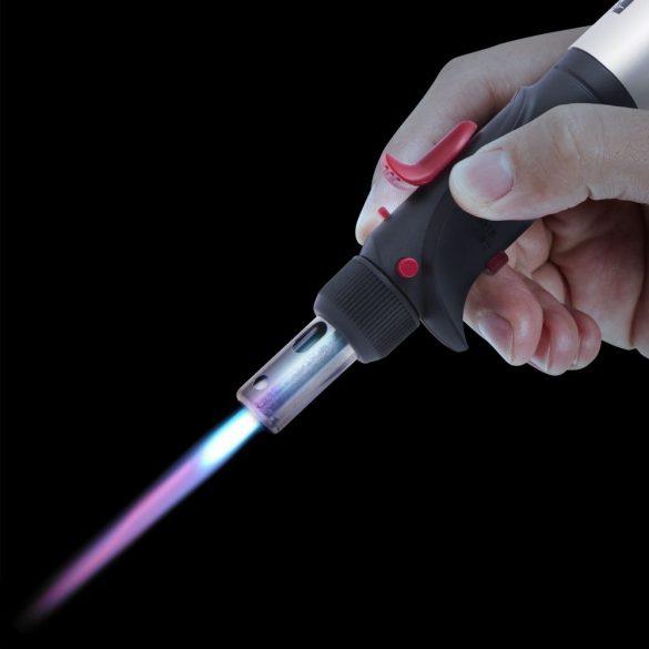Fahrenheit 3in1 multifunkciós gázüzemű forrasztó szett gázpáka 28523