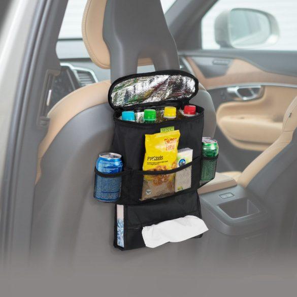 Ülésre akasztható autós rendszerező thermo betéttel 40 x 30 cm 54923T