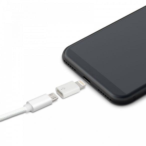 Adapter - iPhone Lightning - MicroUSB