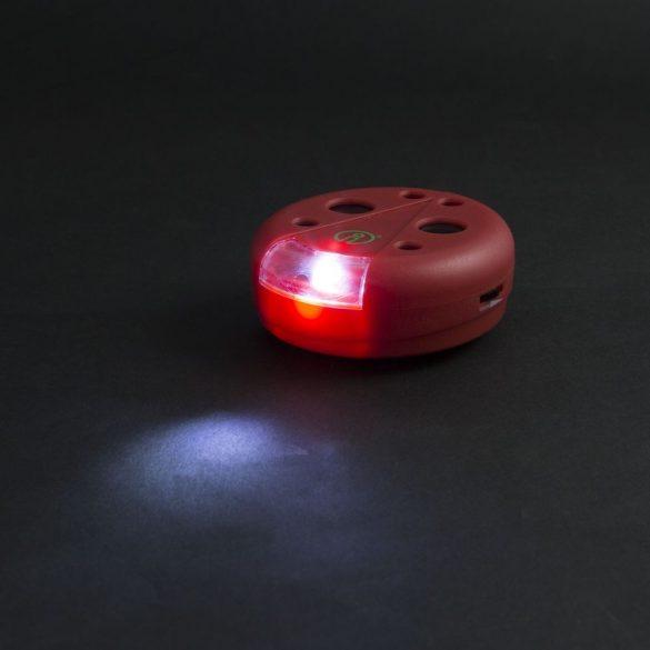 ISOTRONIC Elemes rágcsálóriasztó LED lámpával 55652