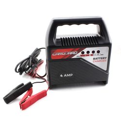 Akkumulátor töltő - 4A, 12V  55777A