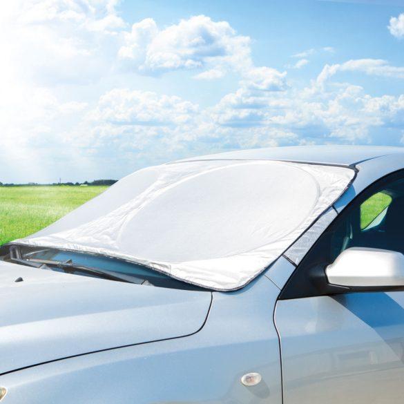 Autós szélvédőtakaró / jegesedésgátló - 150 x 70 cm