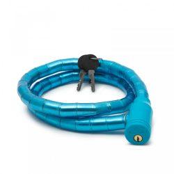 Kerékpár görgős lakat 18 mm / 100 cm kék  57078BL