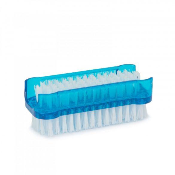 Körömkefe - kék, fehér - 2 db / csomag