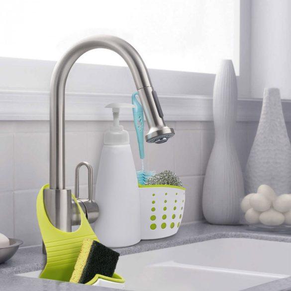 Fürdőszobai / konyhai eszköztartó 57360