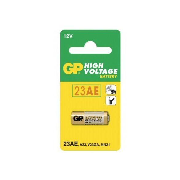 Ultra alkáli riasztó elem 12V 55mAh GP23AE