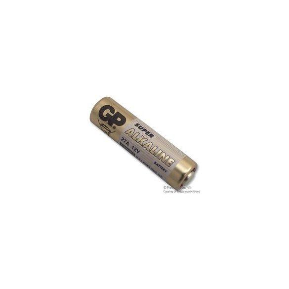 Ultra alkáli riasztó elem 12V GP 27AE