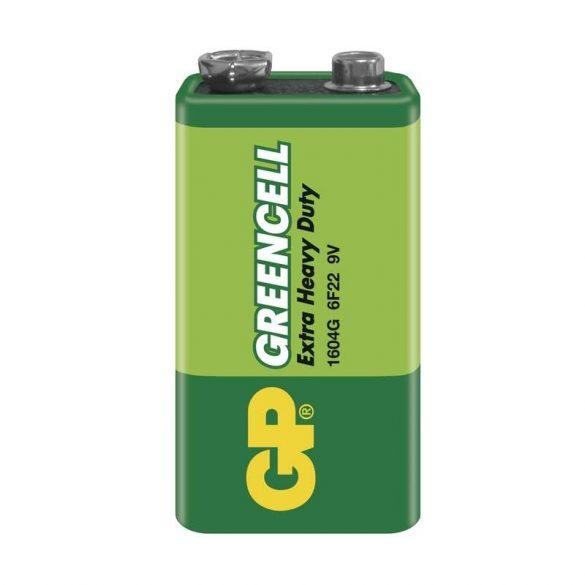 GP GREENCELL ELEM 6F22 (9V)