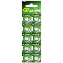 76A/AG13/LR44/LR1154 GP alkáli gombelem bliszteres
