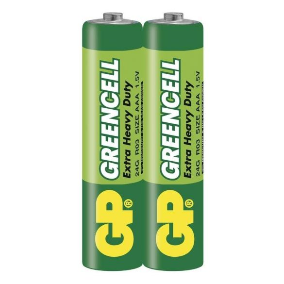 GP GREENCELL ELEM R03 (AAA)
