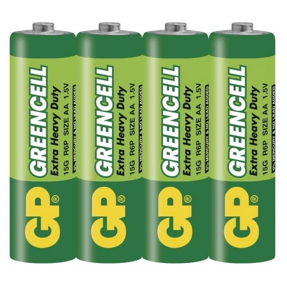 GP GREENCELL ELEM R6 (AA)