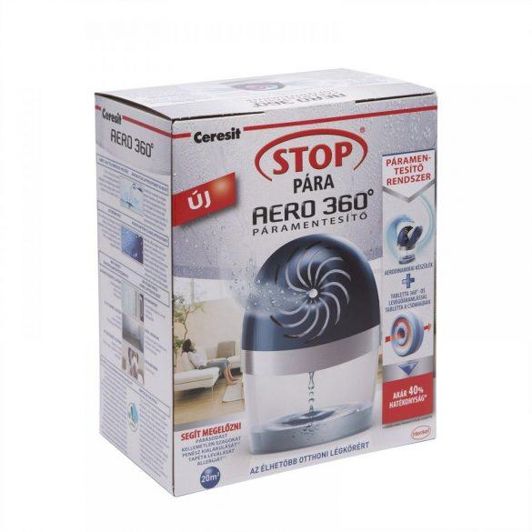 Henkel Ceresit Stop páramentesítő készülék + 1 ajándék tabletta Ceresit AERO 360°