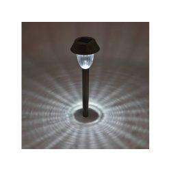 Napelemes kerti lámpa, fém, 4db MX 807/4