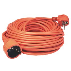 Hálózati lengő hosszabbító 3 x 1,5 mm² 10 m NV 2-10/OR/1,5