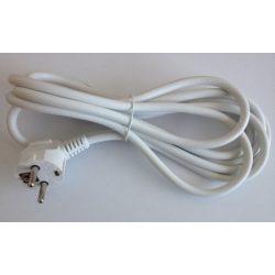 Flexo kábel Steck Szerelt fehér 3m 3X1,5mm2