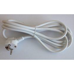 Flexo kábel Steck Szerelt fehér 5m 3X1,5mm2