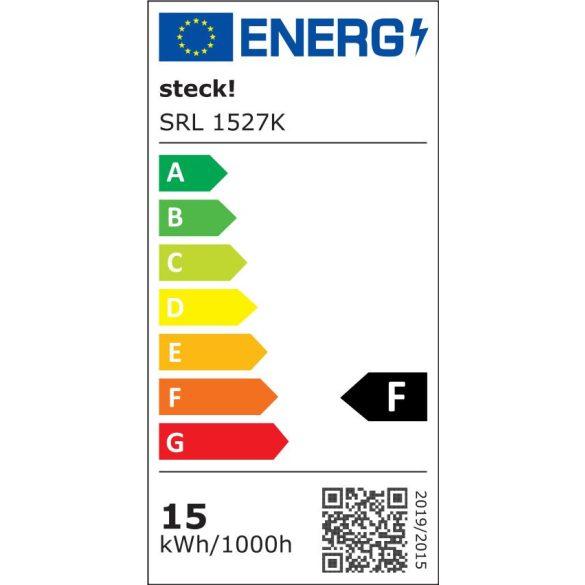 LED izzó 15W, E27, 4000K SRL 1527K