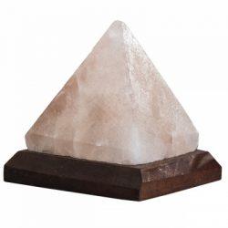 USB Himalája hegyi sólámpa, PIRAMIS ALAKÚ, színváltós SSL 10