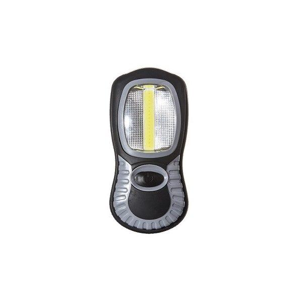 Mini LED munkalámpa, 3W COB LED + 3 LED STW 1