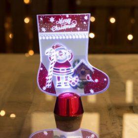 Karácsonyi  dekoráció, világítás